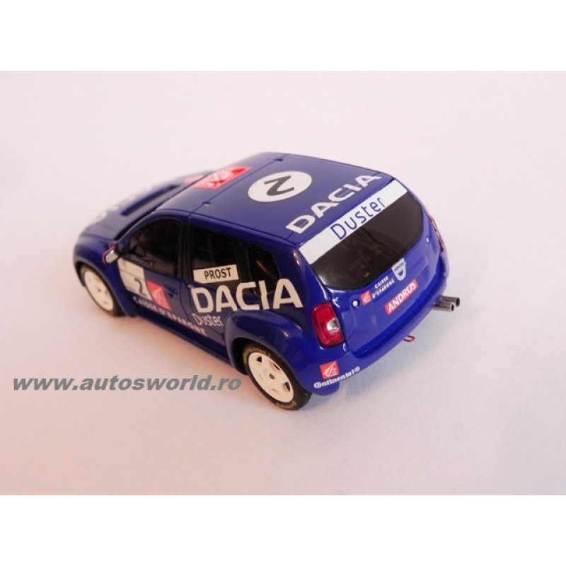 Dacia Duster  Trophee Andros ed limitata, scara 1:43 Spark