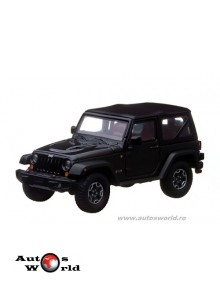 Jeep wrangler rubicon 10th anniversary 2013, 1:43 Greenlight