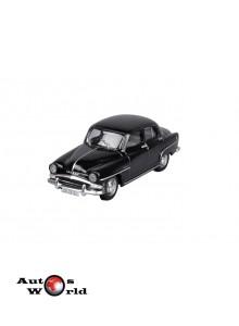 Macheta auto Simca Aronde A90 negru, 1:43 Deagostini/IST