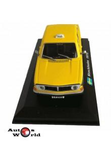 Taxiuri din lumea toata nr.21 - Volvo 144 - Stockholm - 1970, 1:43 Amercom