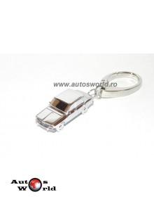 Breloc metalic Dacia 1300 - Colectia Deagostini