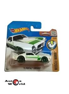 Macheta auto Pontiac Firebird '73, 1:64 Hotwheels
