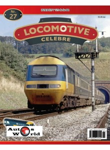 Locomotive Celebre Nr.27 - Intercity 125 de la BR , 1:76 Amercom