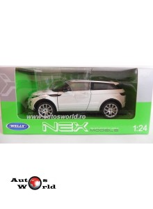 Land Rover Range Rover Evoque, 1:24 Welly