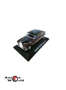 Macheta auto Daimler DS420 Limousine *Queen Mother* 1970, 1:43 Norev