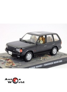 Land Rover Range Rover James Bond, 1:43 Eaglemoss