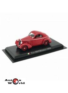 Masini De Legenda Nr.53 - Macheta auto Fiat 508 S Balilla 1936 , 1:43 Amercom