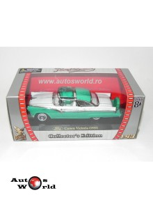 Ford Crown Victoria verde/alb, 1:43 Yatming