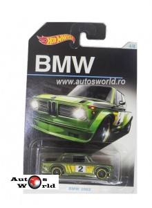 BMW 2002, 1:64 Hotwheels