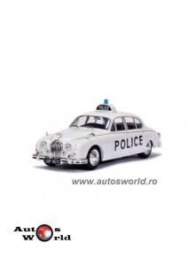 Jaguar MK II 1959 Police UK, 1:43 Deagostini/IST