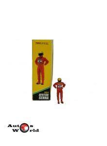 Figurina Ayrton Senna, 1:43 TSM