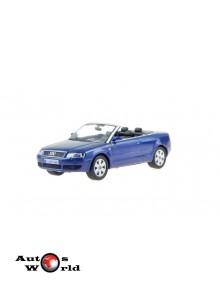 Macheta auto Audi A4 B6 Cabrio 2003, 1:43 Schuco