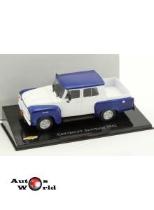 Macheta auto Chevrolet Alvorada pick-up 1962, 1:43 Ixo