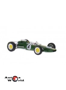 Macheta auto Lotus 25, No.4, J.Clark, 1:43 Ixo