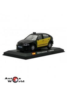 Taxiuri din lumea toata nr.24 - Seat Leon - Barcelona - 1999, 1:43 Amercom