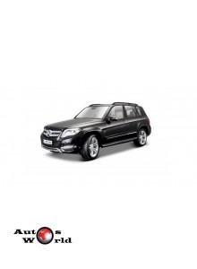 Macheta auto Mercedes Benz GLK negru 2012, 1:18 Maisto