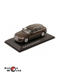 Macheta auto Audi A6 Allroad Quattro 2012 dealer Ed, 1:43 Minichamps