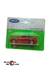 Macheta auto Mercedes Benz SLK, 1:60 Welly