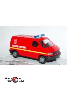 Volkswagen Transporter T4 Pompieri, 1:43 Hongwell - Rik Rok