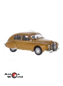 Macheta auto Hotchkiss Gregoire, 1952, 1:43 Ixo