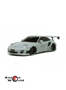 Macheta auto Porsche LB Performance 997, 1:18 GT Spirit