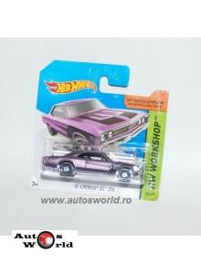 Chevrolet Chevelle SS '67, 1:64 Hotwheels
