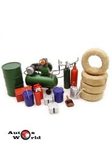 Accesorii: Garage tool set, 1:24 WT