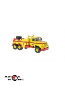 Macheta camion KrAZ 260 BRO-200 galben, 1:43 Special Co