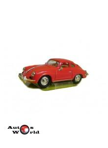 Porsche 356 rosu 1956, 1:43 Lucky Diecast