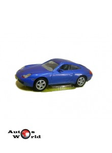 Porsche 911(996) Carrera 2 albastru 1998, 1:43 Lucky Diecast
