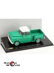 Macheta auto Chevrolet 3100 *Marta rocha* pick-up, 1956, 1:43 Ixo