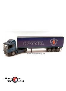 Camion Scania Transport marfa, 1:43 Newray