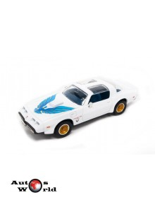 Pontiac Firebird Trans Am alb 1979, 1:43 Lucky Diecast