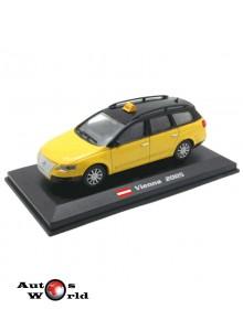 Taxiuri din lumea toata nr.12 - Volkswagen Passat - Viena 2005, 1:43 Amercom