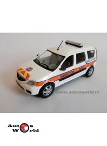 Dacia Logan MCV  Protection Civile Bourg la Reine 1.5 DCI, 1:43 Eligor
