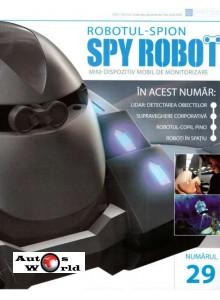 Colectia Spy Robot Nr 29 Kit de asamblat, Eaglemoss