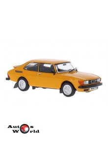 Macheta auto Saab 99 Turbo 1977, 1:43 Whitebox