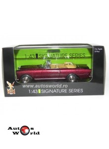 Bentley S2 Convertible visiniu, 1:43 Yatming