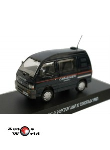 Macheta auto Piaggio Porter Minibus 1997, 1:43 Deagostini