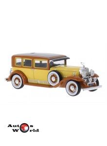 Macheta auto Cadillac V16 LWB Imperial 1930, 1:43 Whitebox