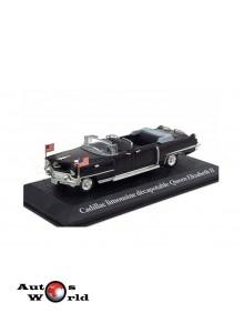 Macheta auto Cadillac Limo *Eisenhower* Paris 1959, 1:43 Norev