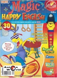 Magic Happy English Nr.30, Amercom