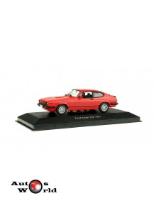 Macheta auto Ford Capri 2,8L, 1:43 Solido