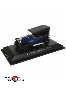 Masini De Legenda Nr.51 - Macheta auto Citroen B2 Torpedo 1925, 1:43 Amercom
