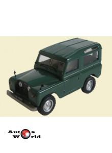 Land Rover II - Kultoweauta PL, 1:43 Deagostini/IST