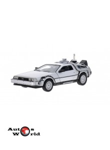 Macheta auto DeLorean Back to the Future II, 1:24 Welly