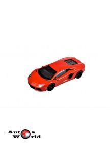 Macheta auto Lamborghini Aventador LP700-4, 1:43 Welly