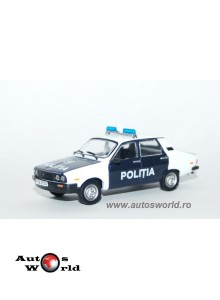 Dacia 1310 Politia Romana- Deagostini RU, 1:43 Deagostini/IST
