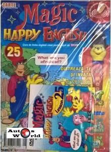 Magic Happy English Nr.25, Amercom