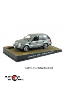 Land Rover Range Rover Sport 2 James Bond, 1:43 Eaglemoss